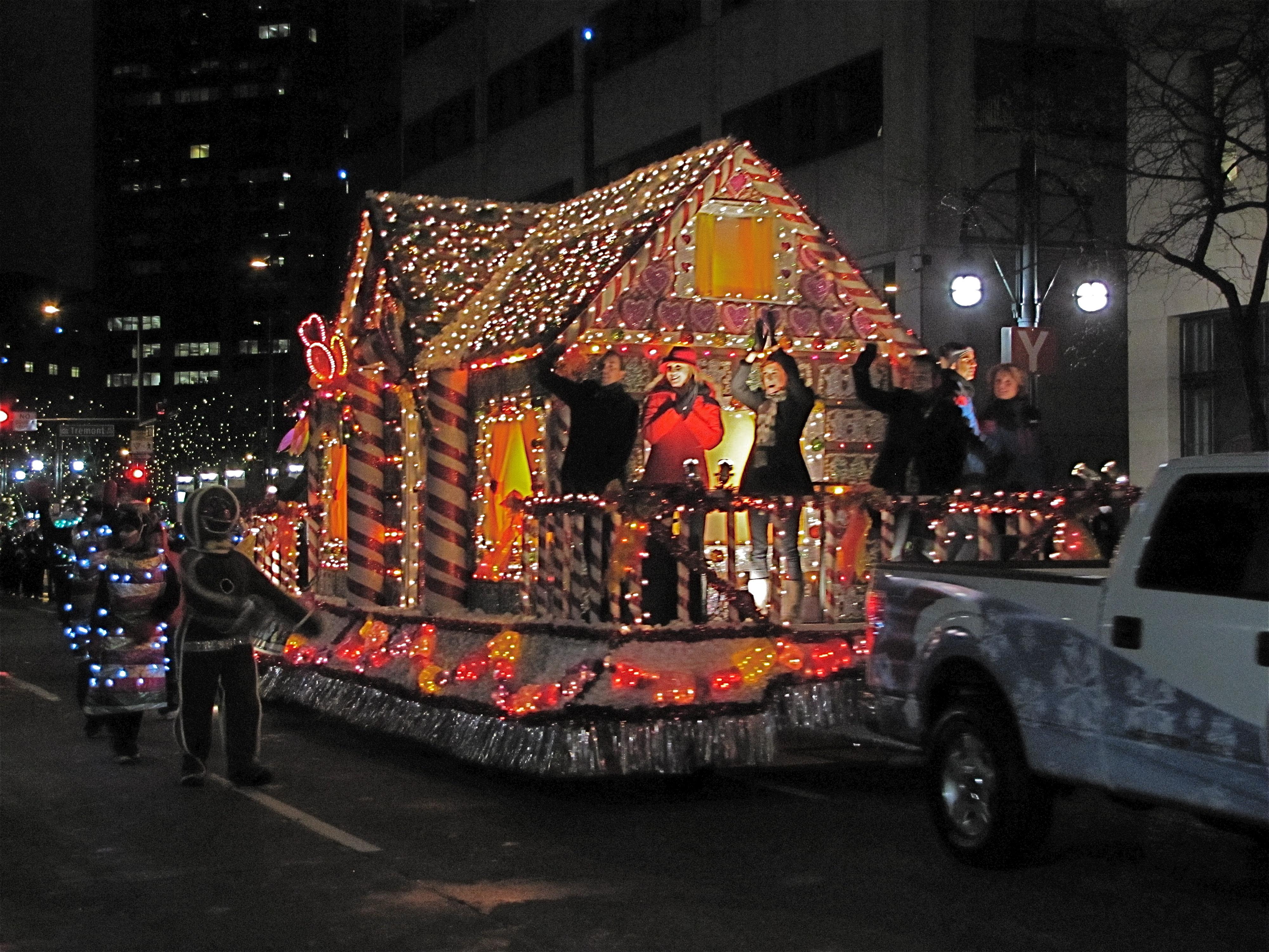 Christmas parade ideas - Denver S